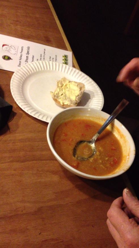 Bringing back the soup kitchen