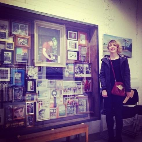 New Fringe Open Exhibition...