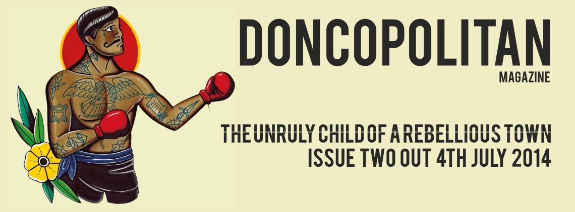 Doncopolitan Magazine